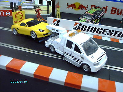 Recovery Breakdown Truck Scalextric Trackside Pit Lane Scenery New