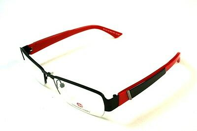 Brille Collection Creativ Brillenfassung Mod. 2123 Col. 390 schwarz / rot teOLNJe