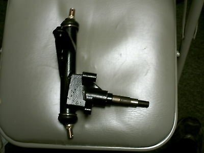 KANDI GO KART LEFT FRONT SPINDLE WITH BALL JOINTS