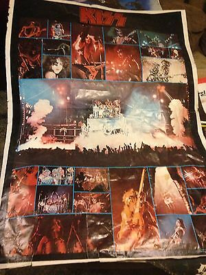 Kiss Alive Subway Poster