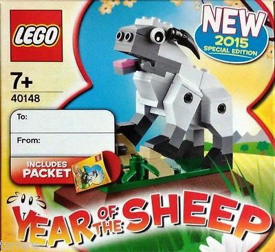 New LEGO 40148 Year of the Sheep Lunar Chinese New Year - ASIA Exclusive