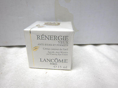 NEW LANCOME RENERGIE YEUX Specific Anti- Wrinkle and Firming Eye Cream - R