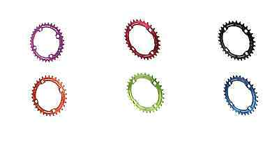 RaceFace Narrow-Wide Single Chainring 104BCD 32t or 34t Choose color 1x 9/10/11