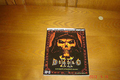 diablo II 2 two computer video game ultimate strategy and official guide manual