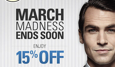 The Art of Shaving 15% Coupon - Expires 3/31/15