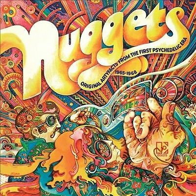 NEW Nuggets: Original Artyfacts From The First Psychedelic Era... CD (CD)