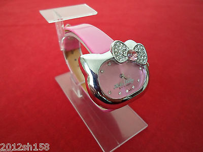 2015 HelloKitty Watch - 100% Brand New - from the factory -(Rose red)