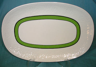 Hutschenreuther Drache-Modell Exklusiv Oval Serving Plate Porcelain Germany