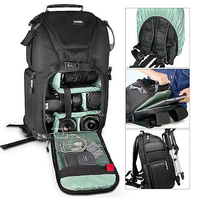 Professional Shoulder Camera Bag Backpack for Canon DSLR T5i T4i T3i T3 T2i SL1