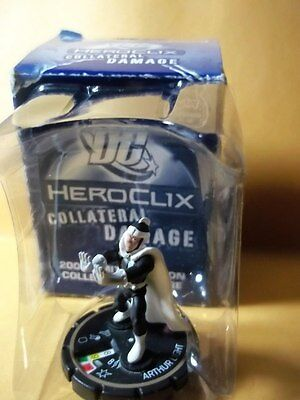 AA Heroclix ARTHUR LIGHT 210 Boxed LE Collateral Damage DC Dr. 63 pts