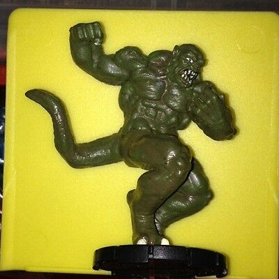 AA Heroclix ABOMINATION 033 Rare Avengers Marvel Masters Of Evil W CARD