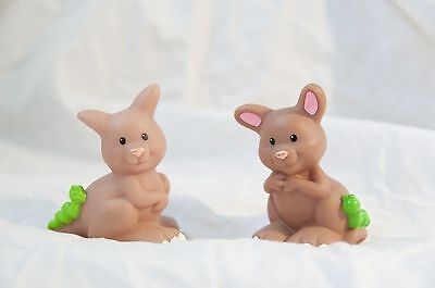 Fisher Price Little People Animals 2  Kangaroos for boys and girls