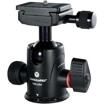 Vanguard TBH-250 Magnesium Alloy Ball Head with Quick Shoe Plate