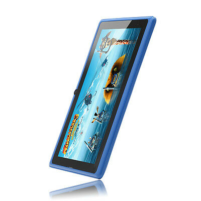 """7"""" Google Android 4.2 8GB Tablet PC WIFI Dual Core 2 Cam Capacitive 1.5GHz Blue"""