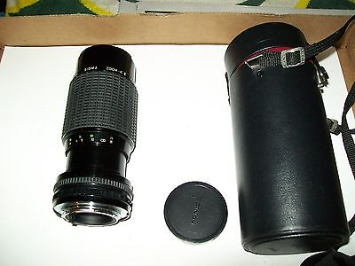 Sigma Zoom Lens 70-210mm for Konica