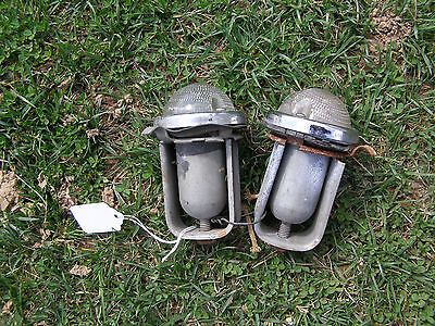 1940's 1950's GM Parking Or Backup Lights Chevrolet Buick Pontiac Olds Cadillac