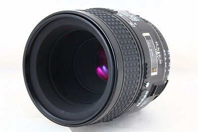 """#25321 Nikon AF MICRO NIKKOR 60mm F2.8 """"EXC+++ Near Mint"""" from Japan"""