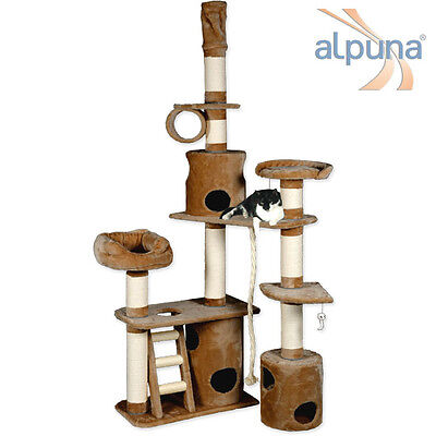 SCRATCH TREE BARBADE II Deluxe + 12cm Sisal Arbre à chat luxe