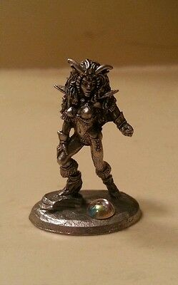 Rawcliffe pewter Ral Partha Dungeons Dragons AD&D D&D miniatures Takhisis Queen