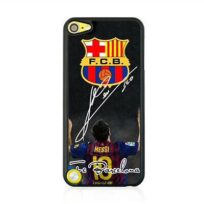 Unique BARCA Patterns Printed Back Hard Case Cover For Apple Ipod Touch 5