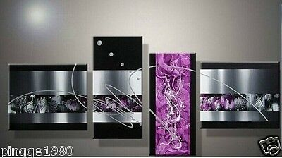 Hand painting Handicraft Modern Abstract Huge Canvas Oil Painting(No Frame)P135