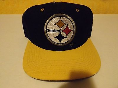 PITTSBURGH STEELERS Cap NEW Officially Licensed NFL Product Adjustable Strap