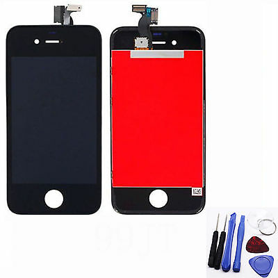 Replacement Assembly Front Glass Touch Screen LCD Digitizer for Apple iPhone 4S