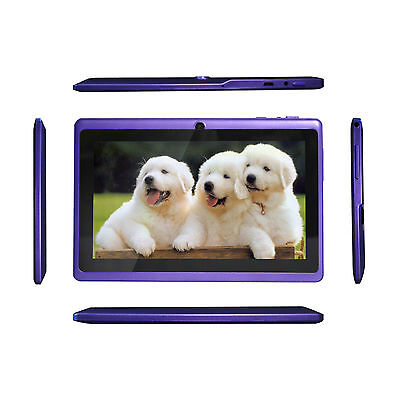 """Latest 7"""" Google Android 4.2 Capacitive Tablet PC Dual Core 1.5GHz 16GB A23 WIFI"""