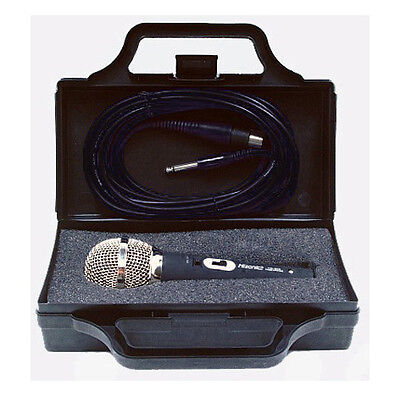 New Hisonic HS800 Professional Wired Dynamic Handheld Microphone