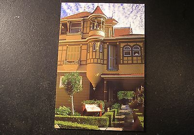 Winchester Mystery House Postcard - Door To Nowhere
