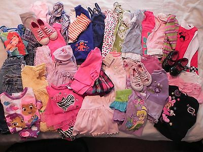 HUGE Lot of 30+ Pieces, Girls size 24 Months