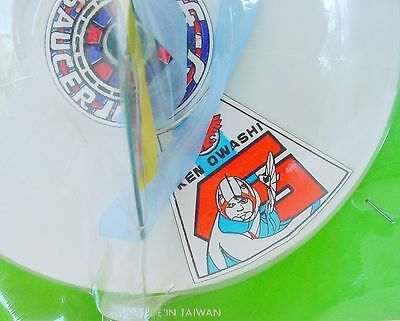 T.K.Chin Company BATTLE OF THE PLANETS KEN OWASHI Flying Disc SPACE Toy MOC`70!