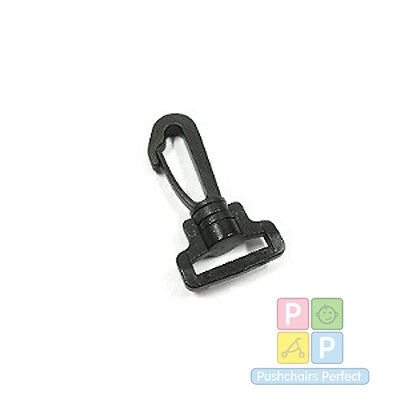 iCandy Apple/Pear/Cherry SWIVEL CLIP /hook/buckle for Shoulder Harness/Strap