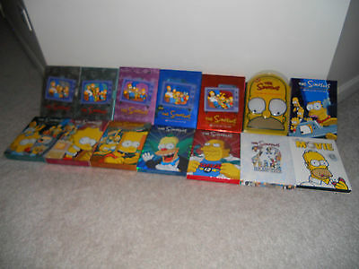 The Simpsons: The Complete Collection from Seasons 1-12 and 20  plus the Movie
