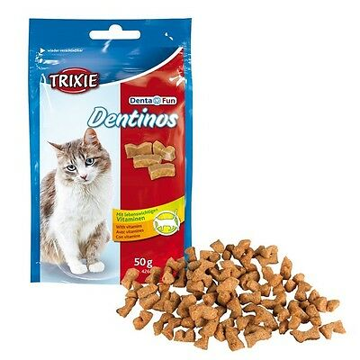 Pet Food Supplement Treat Snack for Cat with Vitamins No sugar by TRIXIE