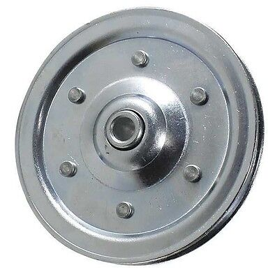 """4"""" Steel Wire Rope Cable Pulley, Garage Door Pulley"""