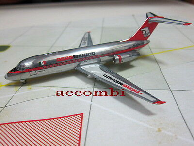 Gemini 200 Aeromexico DC-9-14 1:200  SOLD OUT