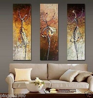 New MODERN ABSTRACT WALL ART OIL PAINTING ON CANVAS (NO frame)P018