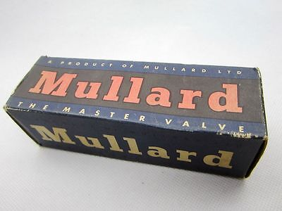 1pc nos Mullard EM34 magic eye tube My collection