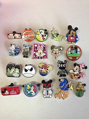 Disney Trading Pin Lot 200, 100% Tradable Grab Bag # 04 PAS