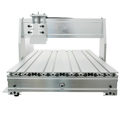 Newest 1500W DIY 6040Z CNC engraving machine without the control box or spindle