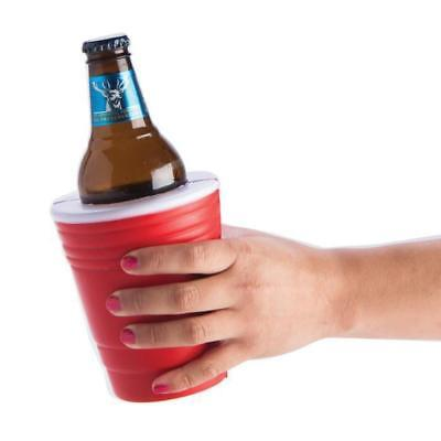Red Cup Drinks Stubby Holder