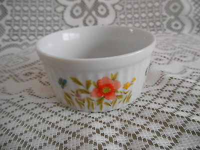 Country Flowers By Andrea ,Oven To Table ,  Serving Bowl