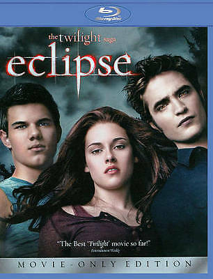 The Twilight Saga: Eclipse (Blu-ray Disc, 2010) NEW SPECIAL EDITION BLURAY