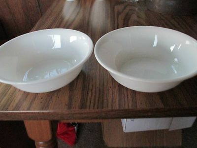 Bowls Corelle Winter Frost White 5 Soup or Cereal Bowls