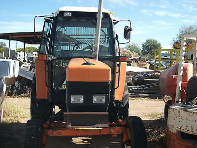1993 FORD TRACTOR 7740 808 HRS RUNS GREAT IN PHX AZ
