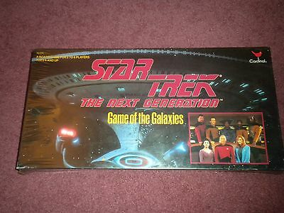 Vintage Star Trek The Next Generation Game of the Galaxies New