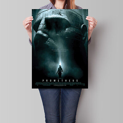Prometheus Poster 2012 Movie Ridley Scott A2 A3 A4