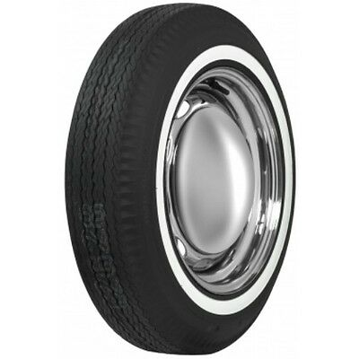 "560-15 FIRESTONE BIAS TIRE 1"" WHITEWALL (Perfect for VW Beetle)"
