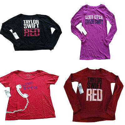 NWT Taylor Swift Red Tour Sweatshirt Sweater Shirt